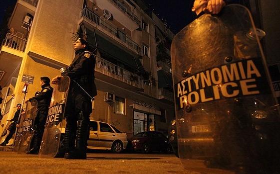 Yunanistan'da DHKP-C'ye operasyon: 3 gözaltı