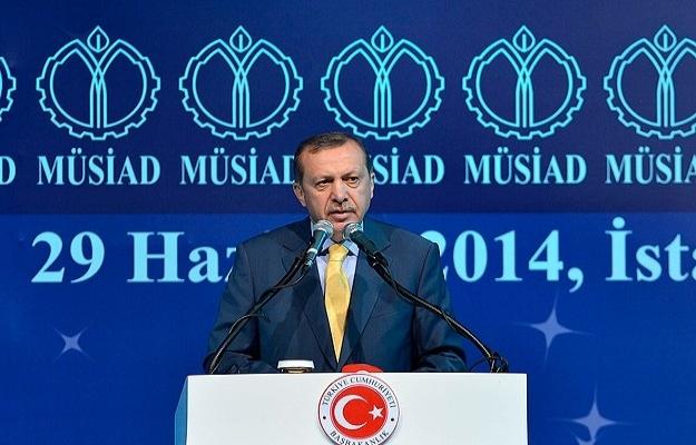 Erdoğan: Pensilvanya dayanışması...