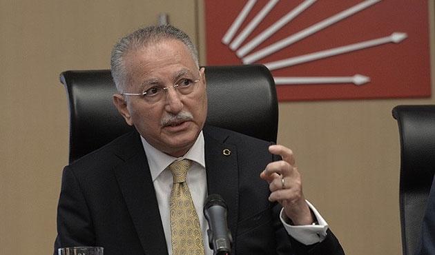 CHP'li 21 vekil İhsanoğlu için imza vermedi