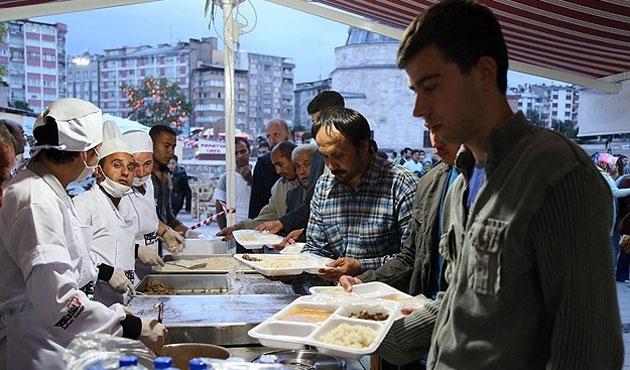 Türkiye'den ramazan manzaraları