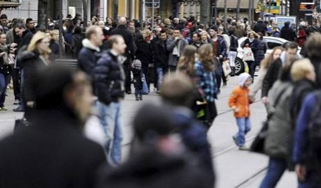 İsviçre'in yüzde 24'ü yabancılardan oluşuyor