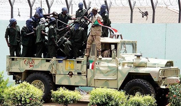 Sudan'da ayrılıkçılara operasyon: 50 Ölü