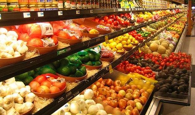 Gıda enflasyonunda düşüş yaşandı