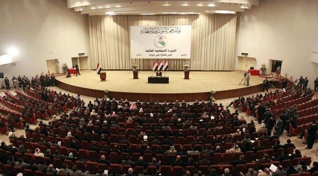 Irak meclisi 12 Ağustos'a gün attı