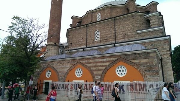 Sofya Camii'nin restorasyon çalışmalarında skandal