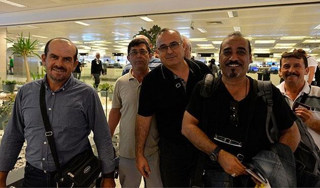 Irak'tan Türk işçilerin kaçışı sürüyor
