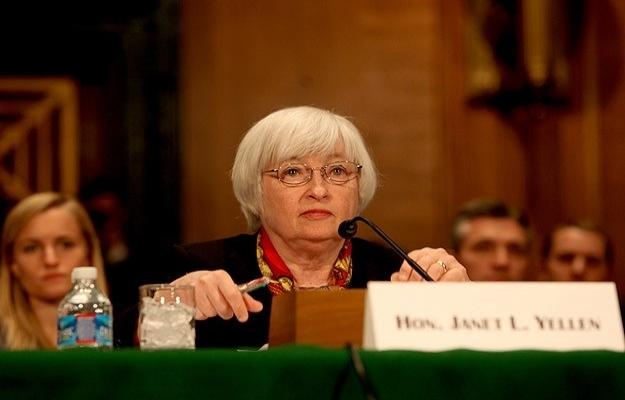 Fed Başkanı faiz artırımına gitmeyeceğinin sinyalini verdi