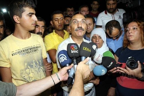 KCK'dan 26 kişi, cezaevinden tahliye edildi