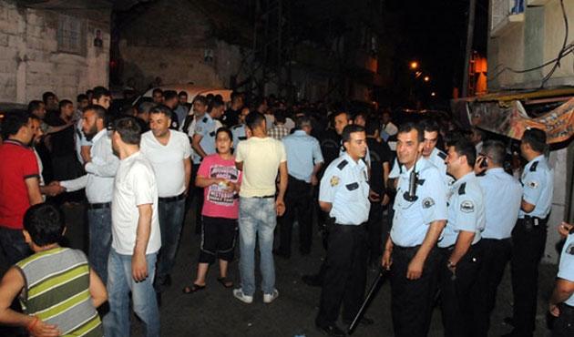 Gaziantep'te Suriyelilerle halk arasında gerginlik
