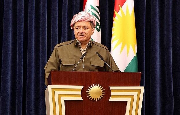 Barzani: Kendi kaderimizi tayin etme hakkına sahibiz