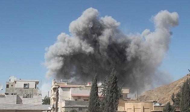 Irak ordusu Şii merkezlerini bombaladı: 30 ölü