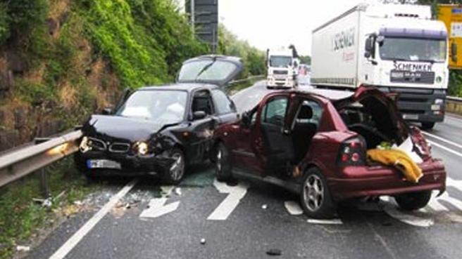 Almanya'da trafik kazaları rekor kırdı