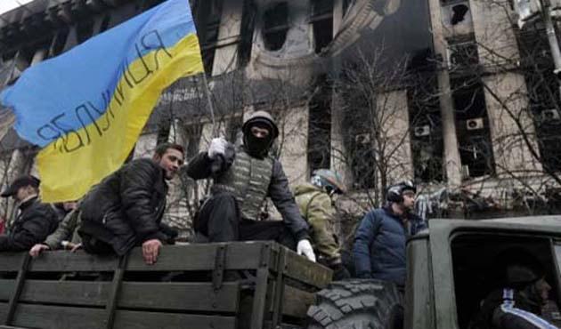 Ukrayna'da bugüne kadar ölü sayısı 200'ü geçti