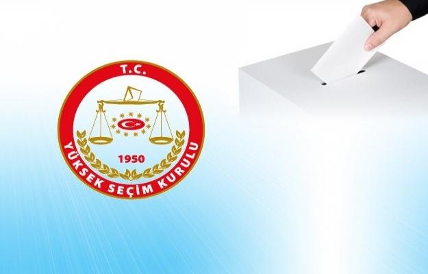 MHP, Erdoğan'ın istifası için YSK'ya başvurdu