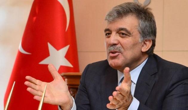Gül: Ben AK Parti'nin kurucularındanım