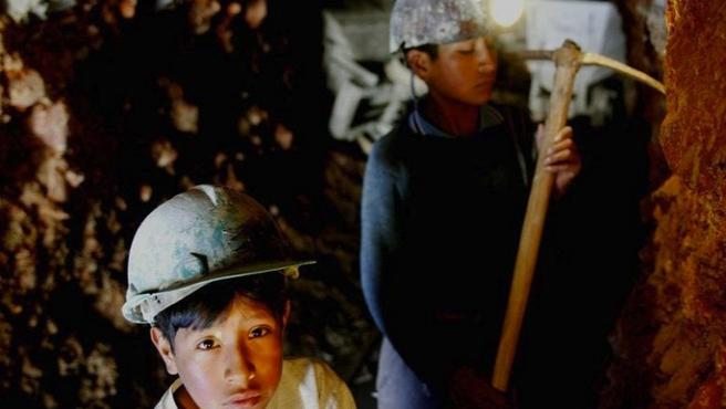 Bolivya'da 10 yaşındaki çocuklara çalışma izni