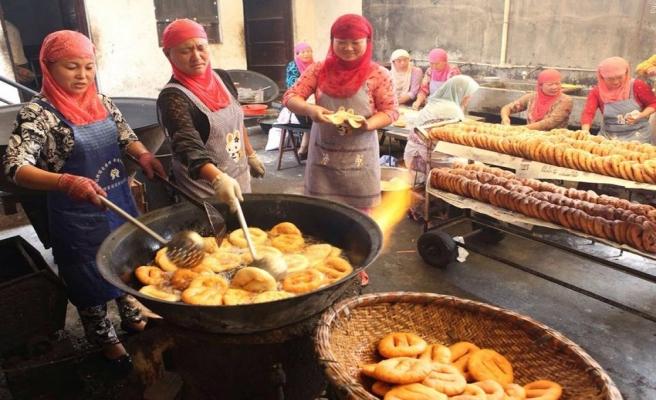 Hui Müslümanlarının Ramazanı... -FOTO