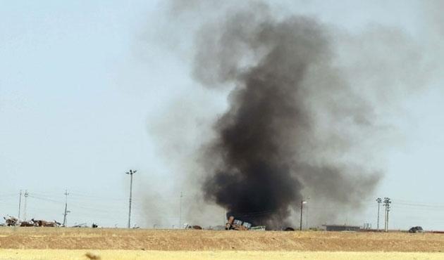 İsrail'den Gazze'ye havan saldırısı