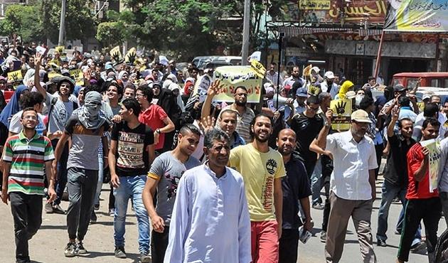 Mısır'da gösteriler ikinci gününde:5 ölü