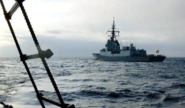NATO savaş gemileri Karadeniz'de