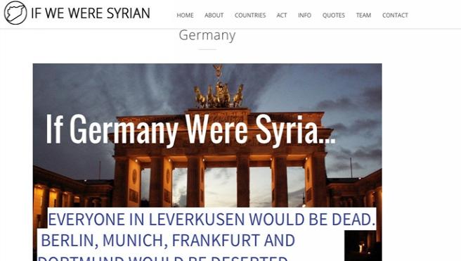 İki gazeteci Suriye felaketini batıya taşıdı