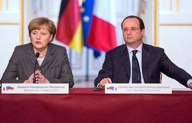 Poroşenko Merkel ve Hollande ile telefonda görüştü