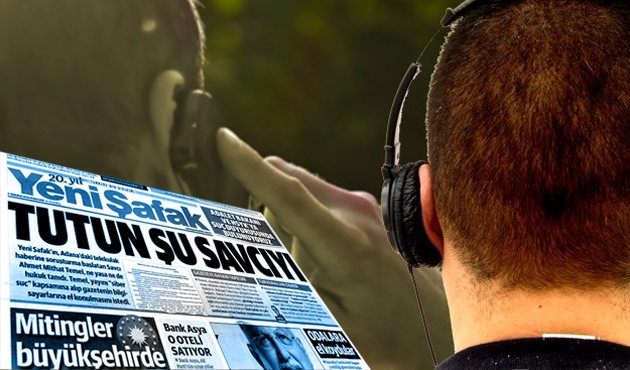 Telekulak haberine siber suç muamelesi sehvenmiş!