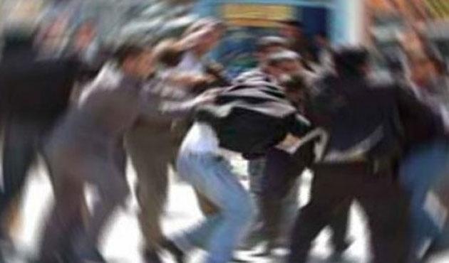 Antalya'da hal çalışanlarının kavgası kanlı bitti