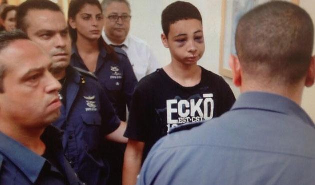 İsrail, gözaltında darbettiği Filistinliyi cezalandırdı