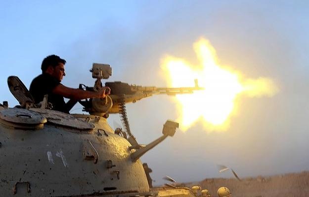 'Sünni aşiretler IŞİD ile çatışabilir'