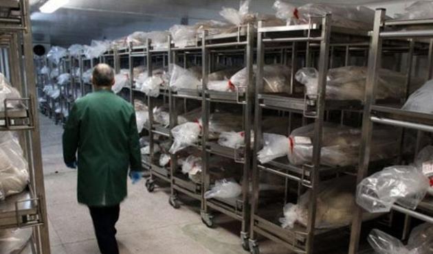 İspanya'da 'ceset fazlalığı' skandalı