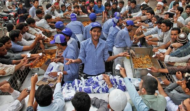Keşmir'de ramazan gelenekleri-VİDEO
