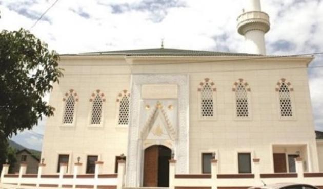 Kırım'daki Korbek Camii yeniden açıldı