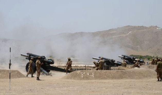 Pakistan'dan silahlı Özbek gruplara büyük operasyon