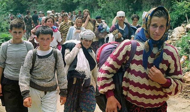 Srebrenitsa 'Ölüm yürüyüşü' 19. yılında