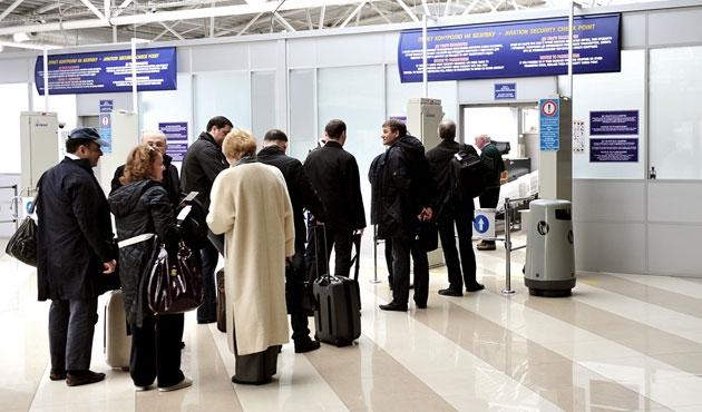 Çalıştırılamayan elektronik cihaz için uçak yasağı