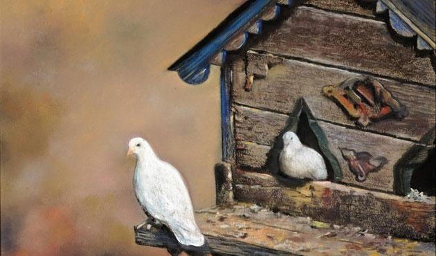 Ressam toplumun zevk anlayışını yansıtır