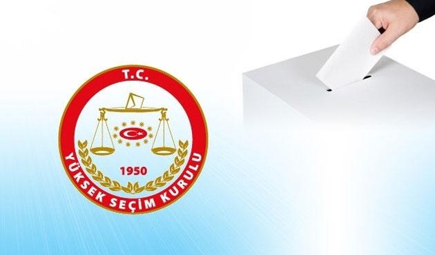 YSK, cumhurbaşkanı adaylarını açıkladı