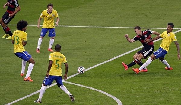 Dünya Kupası'nda herkesi şoke eden sonuç