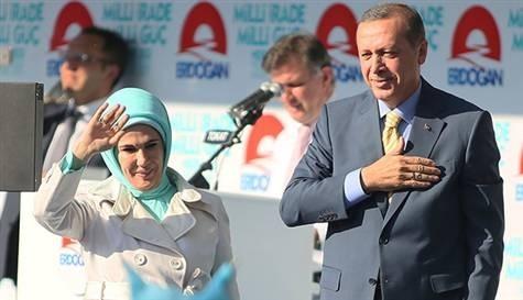 Erdoğan: Gazze'ye sırtımızı dönecek değiliz