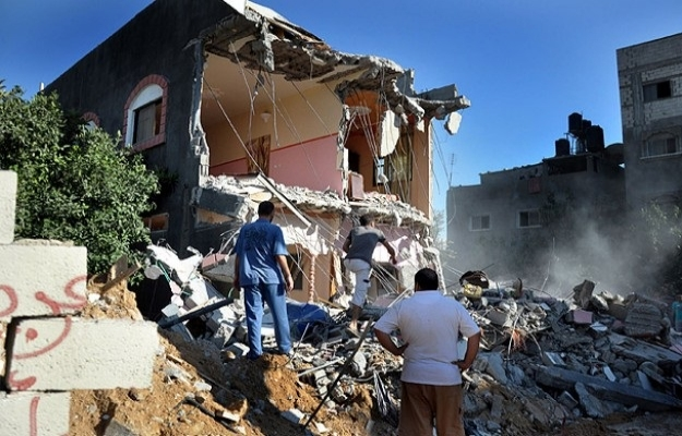 İsrail 'yasaklanmış silahlar' kullanıyor