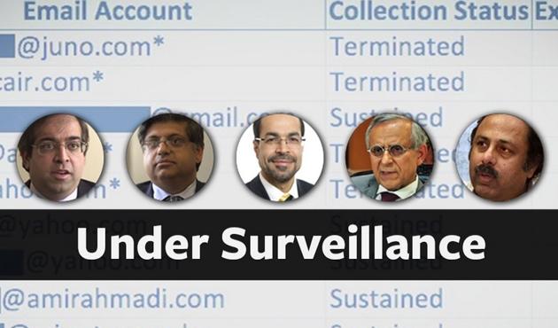 NSA, ABD'li Müslüman kanaat önderlerini de dinlemiş