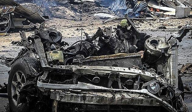 Somali'de bombalı saldırı: 20 ölü