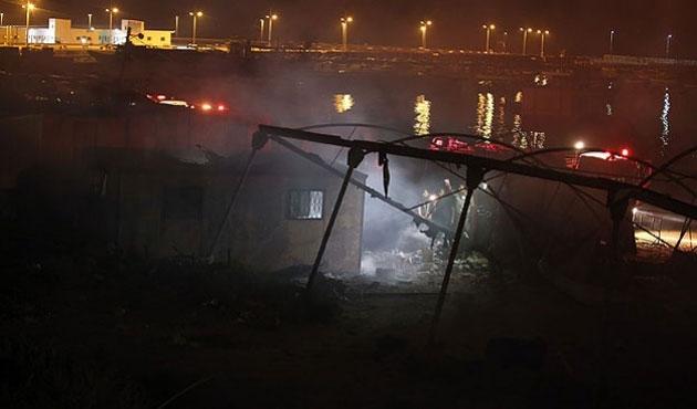 Gazze'de ölü sayısı 75'e yükseldi