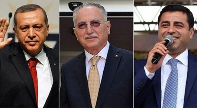 Adayların TRT'deki propaganda kurası çekildi