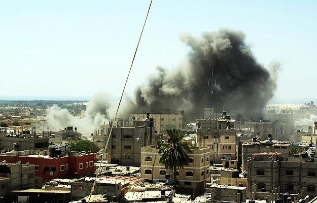 İsrail'den ateşkese ret!