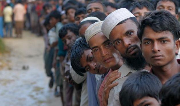 Arakanlılar, soykırım ve Myanmar için yeni bir başlangıç