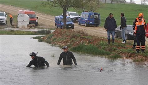 Gölete giren 5 çocuk boğuldu