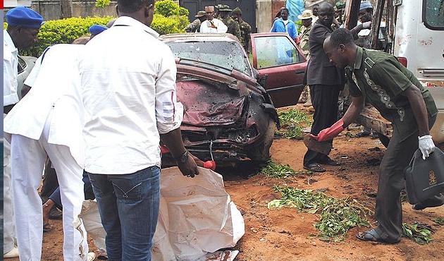 Nijerya'da intihar saldırısı: 23 ölü