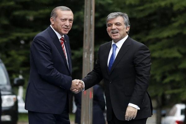 Gül, Başbakan Erdoğan'ı ziyaret etti